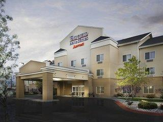 günstige Angebote für Fairfield Inn and Suites by Marriott Idaho Falls