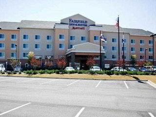 günstige Angebote für Fairfield Inn & Suites by Marriott Pelham